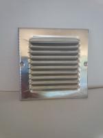 Grille de ventilation carré en ALU 140x140