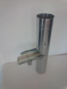 Récupérateur d'eau diamètre 100mm