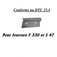 Raccord de fourrure universelle F45 et F47